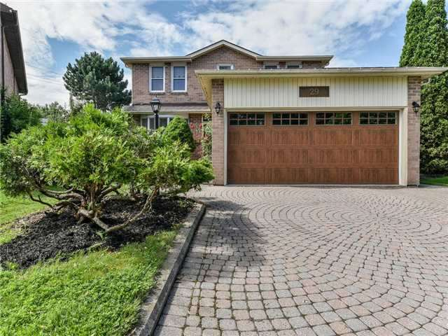 Detached at 29 Chadwick Dr, Ajax, Ontario. Image 1
