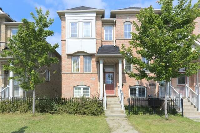 Townhouse at 344 Danforth Rd, Toronto, Ontario. Image 1