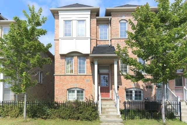 Townhouse at 344 Danforth Rd, Toronto, Ontario. Image 6