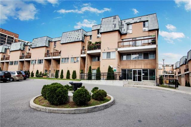Condo Townhouse at 100 Mornelle Crt, Unit 1103, Toronto, Ontario. Image 1