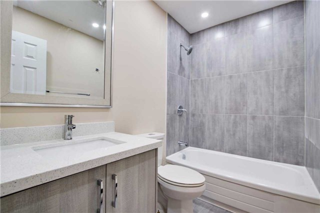 Condo Townhouse at 100 Mornelle Crt, Unit 1103, Toronto, Ontario. Image 3