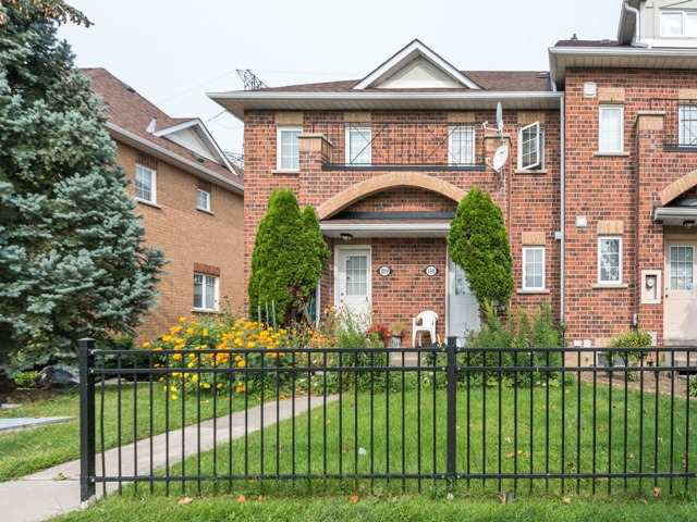 Condo Townhouse at 2 Hedge End Rd, Unit 110, Toronto, Ontario. Image 1