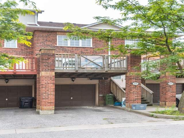 Condo Townhouse at 2 Hedge End Rd, Unit 110, Toronto, Ontario. Image 5