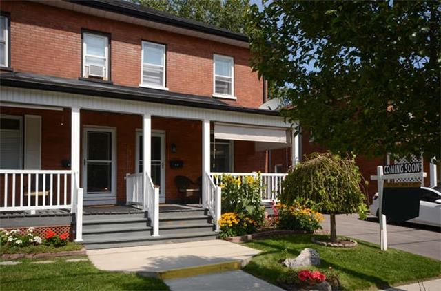 Semi-detached at 26 Carlisle Ave, Clarington, Ontario. Image 12