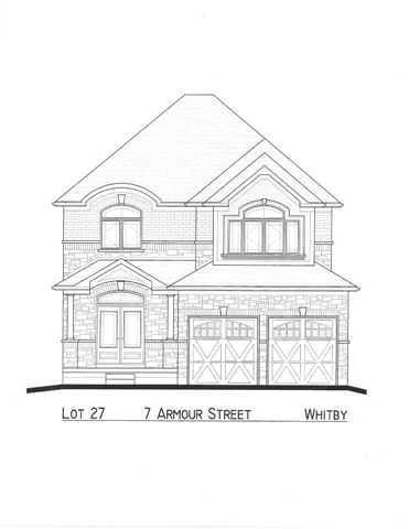 Detached at 7 Armour St, Whitby, Ontario. Image 1