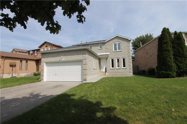 Detached at 2371 Strathmore Cres, Pickering, Ontario. Image 1