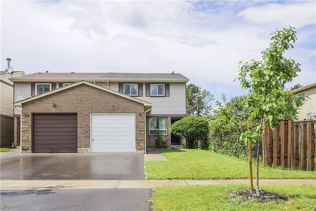 Semi-detached at 30 Withycombe Cres, Toronto, Ontario. Image 1