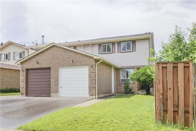 Semi-detached at 30 Withycombe Cres, Toronto, Ontario. Image 12