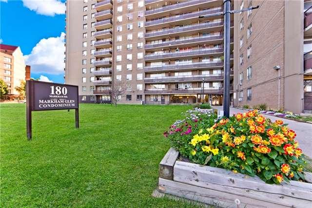 Condo Apartment at 180 Markham Rd, Unit 714, Toronto, Ontario. Image 1