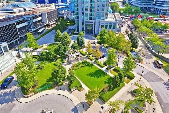 Condo Apartment at 50 Brian Harrison Way, Unit 802, Toronto, Ontario. Image 13