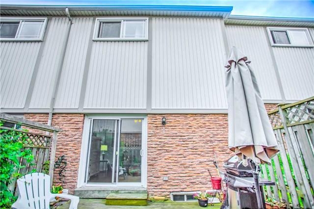 Condo Townhouse at 141 Galloway Rd, Unit 20, Toronto, Ontario. Image 5
