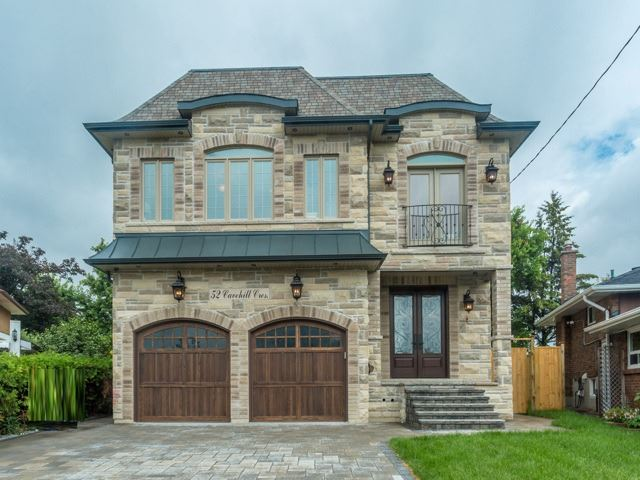Detached at 52 Cavehill Cres N, Toronto, Ontario. Image 1