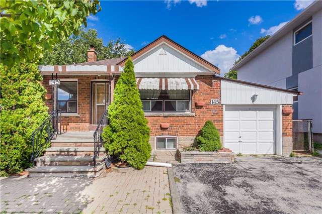 Detached at 145 Bexhill Ave, Toronto, Ontario. Image 1