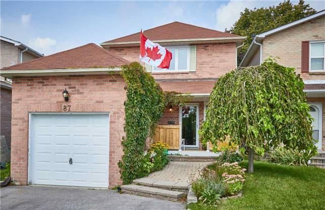 Detached at 87 Broadlands Cres, Clarington, Ontario. Image 1