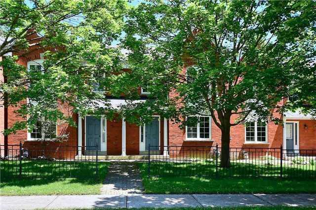 Condo Townhouse at 10 Bassett Blvd, Unit 92, Whitby, Ontario. Image 1