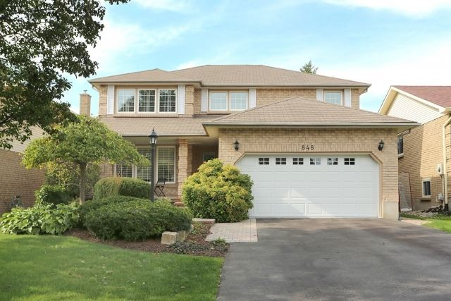 Detached at 848 Sundance Circ, Oshawa, Ontario. Image 1