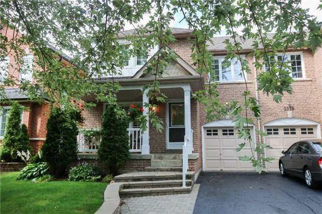 Semi-detached at 2117 Erin Gate Blvd, Pickering, Ontario. Image 1