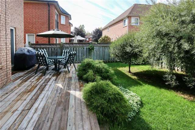 Semi-detached at 2117 Erin Gate Blvd, Pickering, Ontario. Image 11