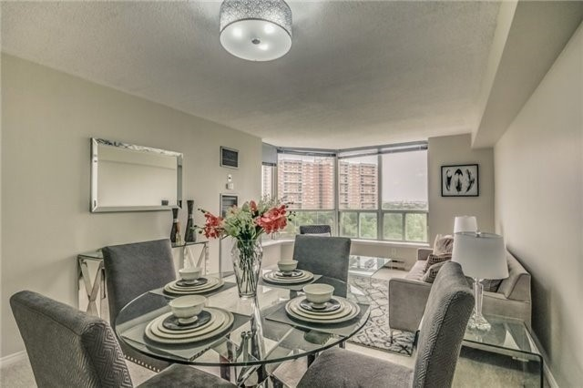 Condo Apartment at 430 Mclevin Ave, Unit 815, Toronto, Ontario. Image 2