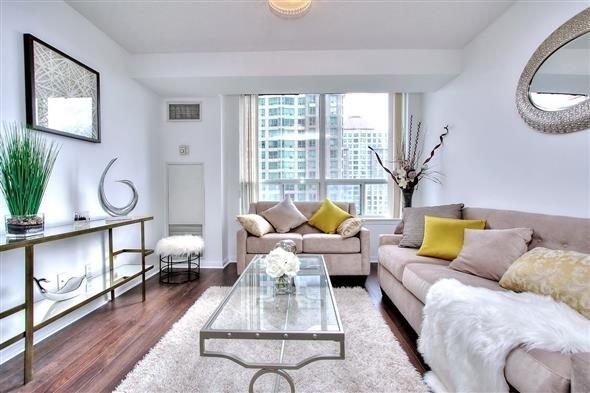 Condo Apartment at 88 Corporate Dr, Unit 1103A, Toronto, Ontario. Image 1