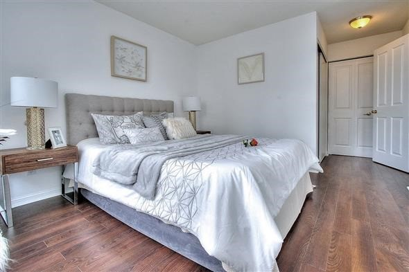 Condo Apartment at 88 Corporate Dr, Unit 1103A, Toronto, Ontario. Image 4