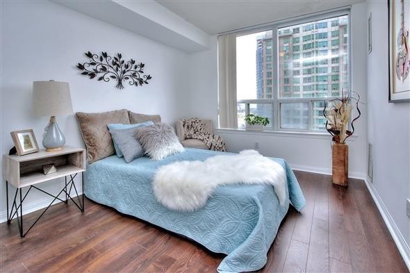 Condo Apartment at 88 Corporate Dr, Unit 1103A, Toronto, Ontario. Image 6