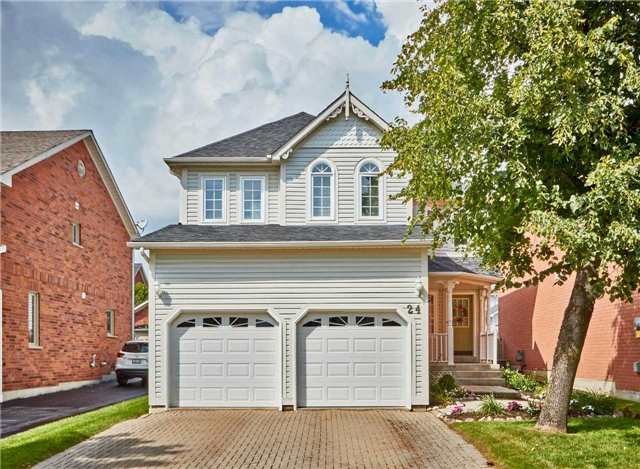 Detached at 24 Sawyer Ave, Whitby, Ontario. Image 1