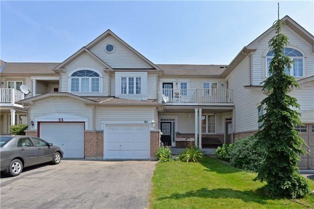 Townhouse at 31 Inlet Bay Dr, Whitby, Ontario. Image 1
