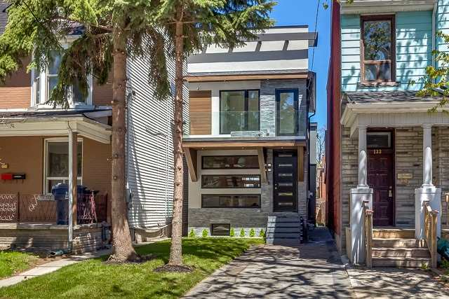 Detached at 135 Galt Ave, Toronto, Ontario. Image 1