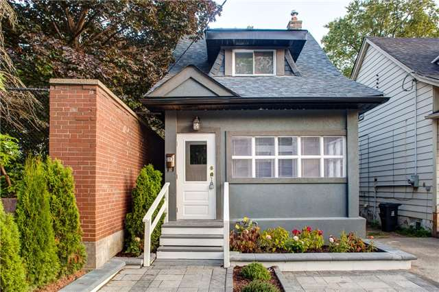 Detached at 317 Gowan Ave, Toronto, Ontario. Image 12