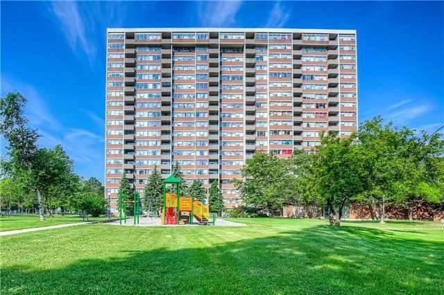 Condo Apartment at 25 Silver Springs Blvd, Unit 702, Toronto, Ontario. Image 1