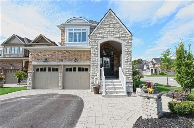 Detached at 576 Gillmoss Rd, Pickering, Ontario. Image 1