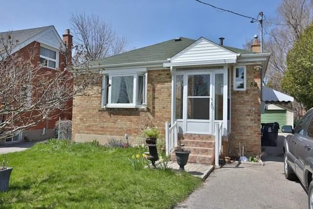 Detached at 58 Guild Hall Dr, Toronto, Ontario. Image 1