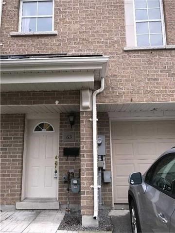 Townhouse at 63 Archibald Mews, Toronto, Ontario. Image 1
