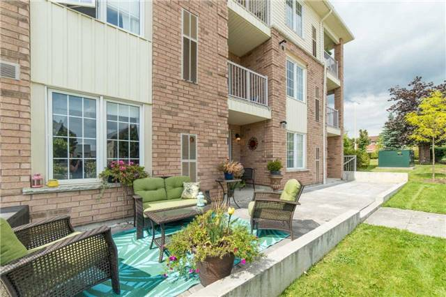Condo With Common Elements at 104 Petra Way, Unit 1, Whitby, Ontario. Image 8
