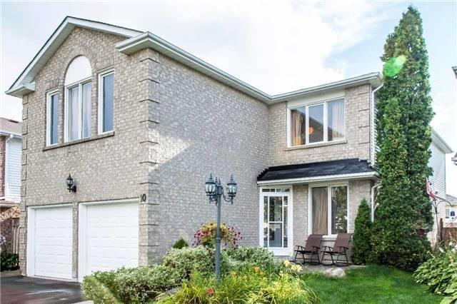 Detached at 10 Kennedy Dr, Clarington, Ontario. Image 12