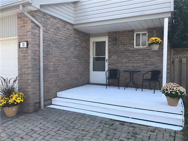 Semi-detached at 30 Mcgillivary Crt, Whitby, Ontario. Image 12