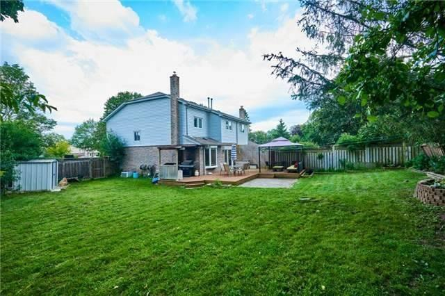 Semi-detached at 30 Mcgillivary Crt, Whitby, Ontario. Image 13