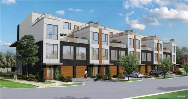 Townhouse at 1870 Altona Rd, Unit 19, Pickering, Ontario. Image 3