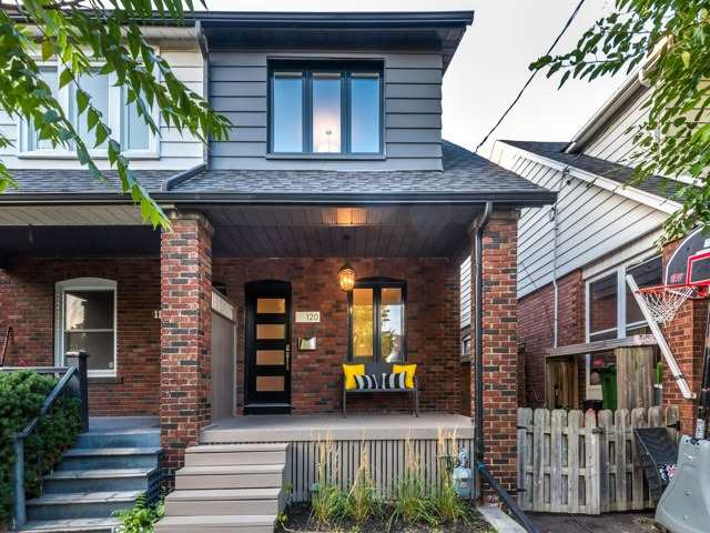 Semi-detached at 120 Queensdale Ave, Toronto, Ontario. Image 1