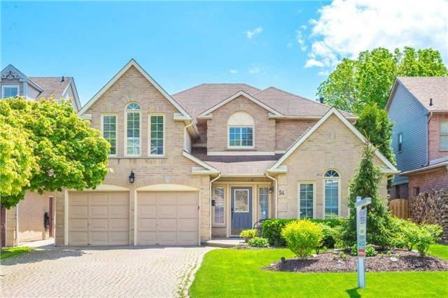 Detached at 54 Rothean Dr, Whitby, Ontario. Image 1