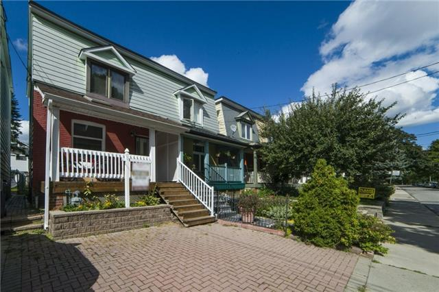 Semi-detached at 52 Frizzell Ave, Toronto, Ontario. Image 1