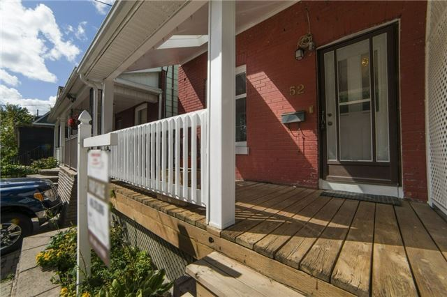 Semi-detached at 52 Frizzell Ave, Toronto, Ontario. Image 11