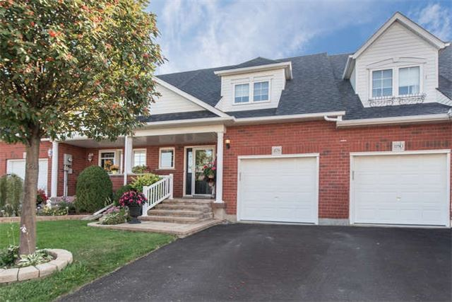 Townhouse at 1178 Ormond Dr, Oshawa, Ontario. Image 1