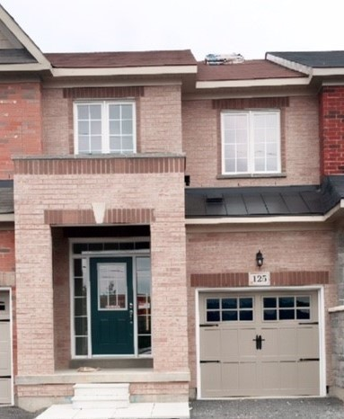 Townhouse at 125 Cathedral Dr, Whitby, Ontario. Image 1