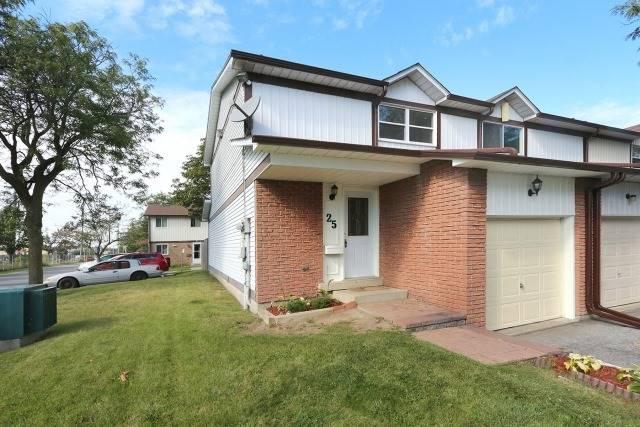 Condo Townhouse at 540 Dorchester Dr, Unit 25, Oshawa, Ontario. Image 1