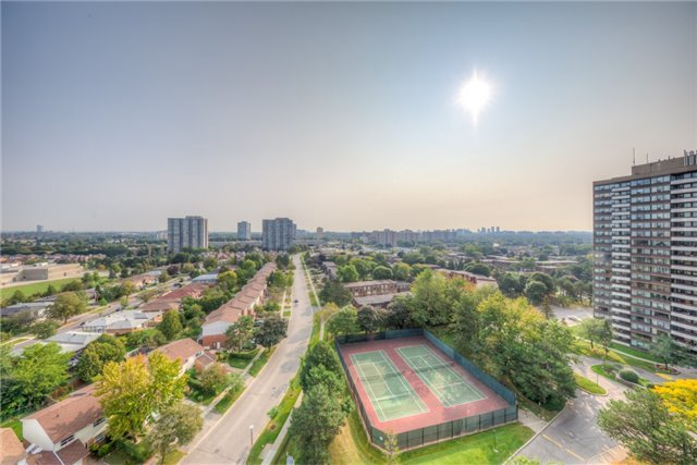 Condo Apartment at 55 Huntingdale Blvd, Unit 1503, Toronto, Ontario. Image 1