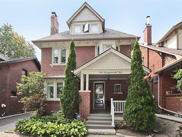 Detached at 248 Kingswood Rd, Toronto, Ontario. Image 1