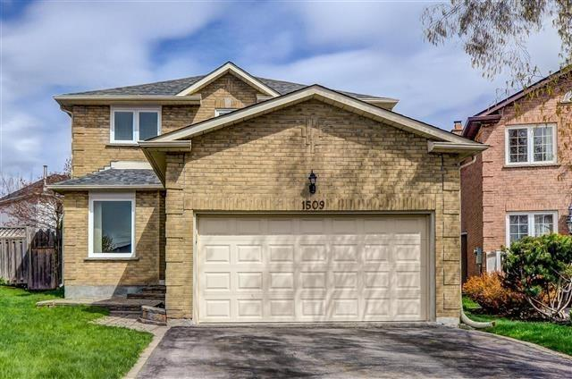 Detached at 1509 Reesor Crt, Pickering, Ontario. Image 1