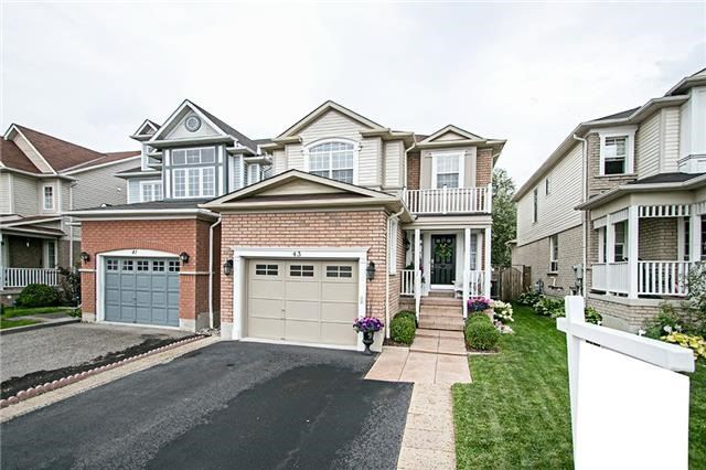 Detached at 43 Bourbon Pl, Whitby, Ontario. Image 1